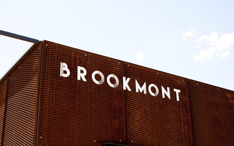 The Brookmont Display Village is in full swing